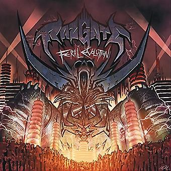 Razgate - Feral Evolution [CD] USA import