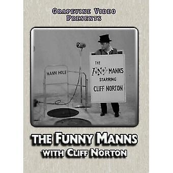 Manns drôles avec Cliff Norton [DVD] USA import