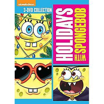Spongebob Squarepants: Vacances avec l'importation des USA de Bob l'éponge [DVD]