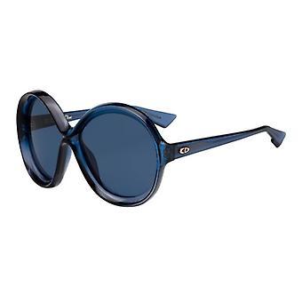 Dior Bianca PJP/KU Blue/Blue Sunglasses