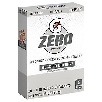 Gatorade Zero Glacier Cherry Singles Drink Mix 3 Pack