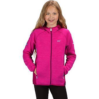 Regatta Kids' Dissolver II Hoody Pink