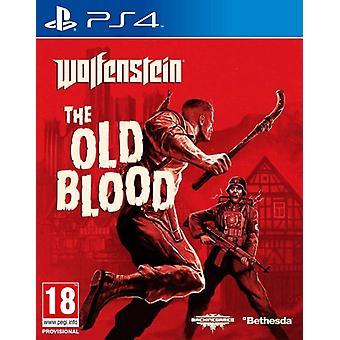 Wolfenstein The Old Blood PS4 Game