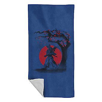 Rurouni Kenshin Wandering Samurai Beach Towel
