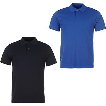 Donnay Two Pack Polo Shirts Hommes