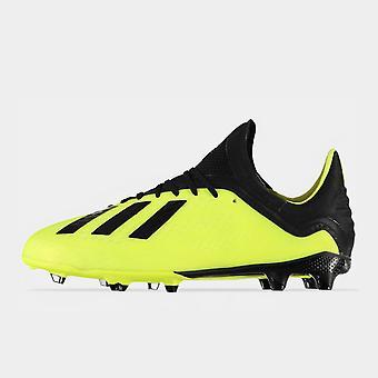 阿迪达斯 X 18.1 儿童 FG 足球靴