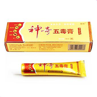 Eczema Ointment Treatment Psoriasis Cream New Skin Herbal Psoriasis Pruritus Cream Dermatitis Eczematoid