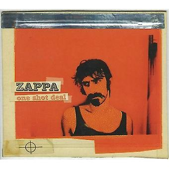 Frank Zappa - One Shot Deal [CD] USA import