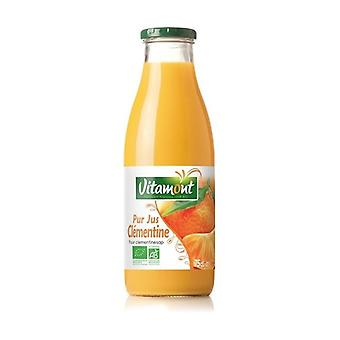 Pure clementine juice 750 ml