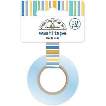 Doodlebug Design Seaside Stripe Washi Tape