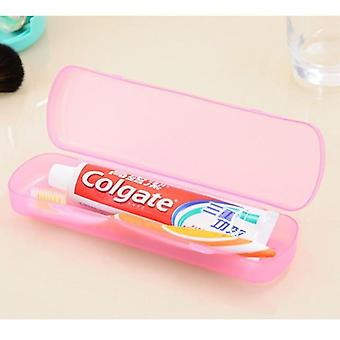 Breathable Toothbrush Box Bacteria Control - Large Storage Container