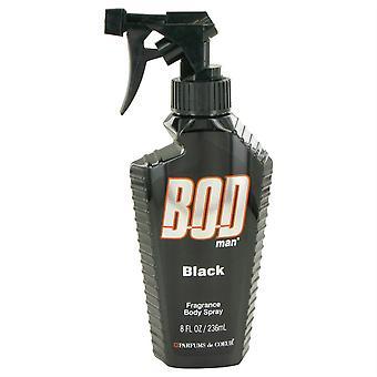 Bod Man Black Body Spray By Parfums De Coeur 240 Ml
