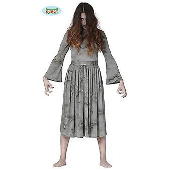 Guirca Ghost tyttö puku nainen Ghost puku