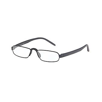 Reading glasses Unisex Le-0163A notary black thickness +1,00