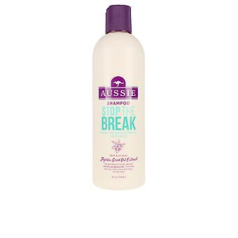 Aussie Stop The Break Shampoo 300 Ml Para Mujer