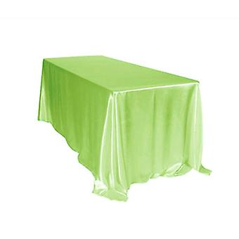 Hotel Banquet Rectangular Table Cloth For Wedding Party Christmas Table Cover Decoration
