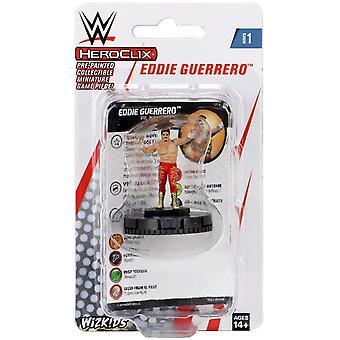 UNIT WWE HeroClix Eddie Guerrero Expansion Pack W1