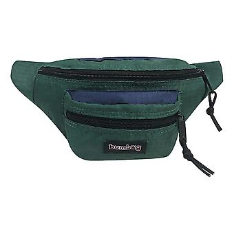 Bumbag Co Louie Lopez Hybrid Basic Hip Pack - Forest Green / Navy