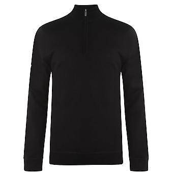 Callaway Mens Lined Zip Sweatshirt Sweater Jumper Pullover Top
