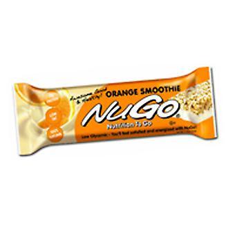 Nugo Nutrition Bar NuGO Family Nutrition Bar, Orange Smoothie 1.76 oz