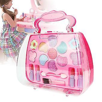 فتاة يشكلون مجموعة، لعبة الأميرة بنات -محاكاة خلع الملابس طاولة ماكياج لعبة