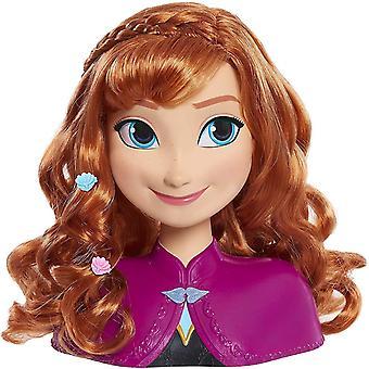 Disney Frozen Anna muotoilu pää
