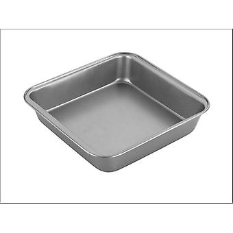 Chef Aid Non-Stick Square Cake Tin 20 x 20 x 4.5 cm 10E10322
