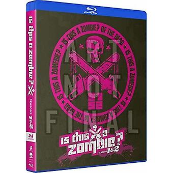 Is This A Zombie / Is This A Zombie Of Dead: Ssn 1 [Blu-ray] USA import