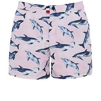 Franks Tailored Fit Flipper Swim Shorts