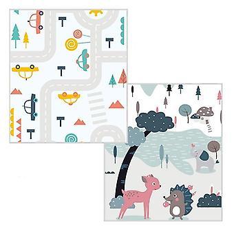 Tapis Playmat Développement Mat -chambre Crawling Pad
