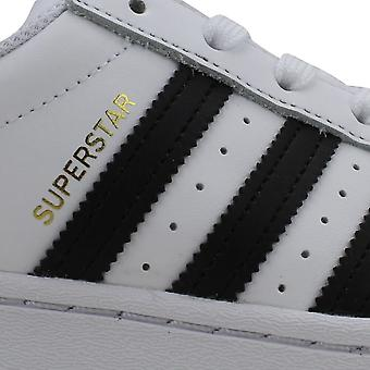 Adidas Superstar Footwear White/Core Black FU7712 Grade-School