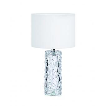 Tischleuchte Madame Transparent 1 Glühbirne