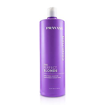 Pravana The Perfect Blonde Purple Toning Conditioner 1000ml/33.8oz