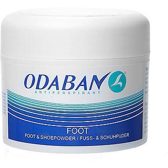 Odaban Antiperspirant רגל ואבקת נעליים 50gm