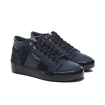 Android Homme Leather Camo Propulsion Mid Trainers