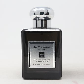 Jasmine Sambac & Marigold by Jo Malone Cologne Intense 1.7oz/50ml Spray New