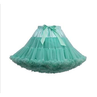 New Arrival Femmes Jupon Tulle Puffy Short Vintage Wedding Bridal Underskirt