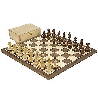 Heftige Ritter Turnier Schachspiel