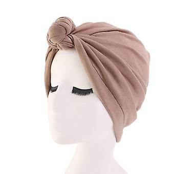 Women Turban Hijab Caps