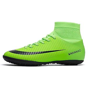 Cleats Training High Ankle Fußball Sport Sneakers