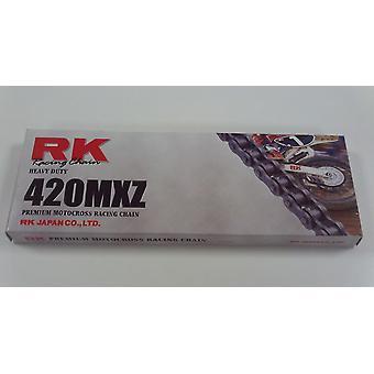 RK 420MXZ X 126 Premium Motocross Racing Chain Heavy Duty Black