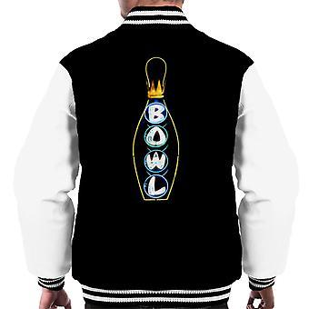 Iso Lebowski Bowl Neon Pin Men's Varsity Takki