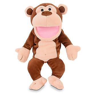 De marionetpop van de de aap van de aap van de aap