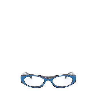 Vogue VO5316 top blue / multicolor havana female eyeglasses