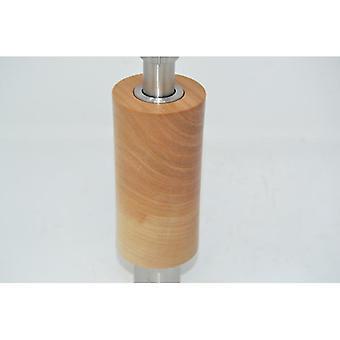 Wood Spice Mill Enhandskvarn från körsbärspepparkvarn Saltkvarn peppar Kryddsaltkvarn handgjord Made in Austria presentgåva idé