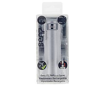 Atomizador de perfume rellenable estilo Sen7 #steel 120 pulverizaciones 7,5 Ml Unisex