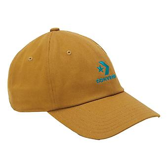 Converse Lock Up Baseball Cap - Dark Soba / Bright Spruce