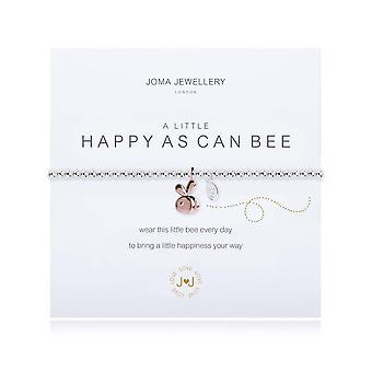 مجوهرات جوما قليلا سعيدة كما يمكن سوار النحلة 1827