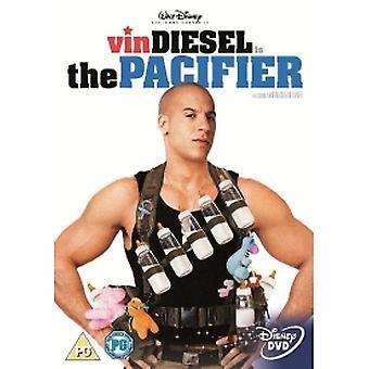 Die Schnuller-DVD
