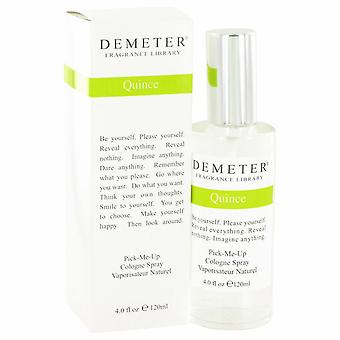Demeter Quince Cologne Spray By Demeter 4 oz Cologne Spray
